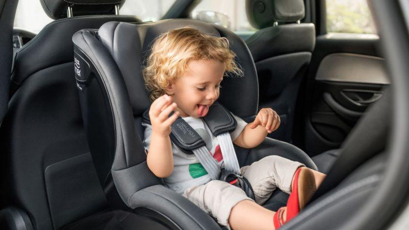 Особенности автокресла Britax для младенцев